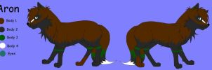 Aron Ref by Guardian-paws