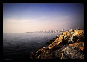 After the Golden Rocks by mutos