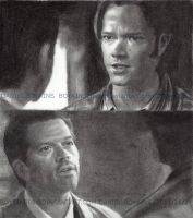 spn : emerald jealousy by BOYKINS