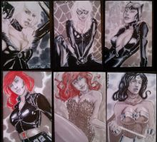 March of Dimes Sketch Cards by grover80