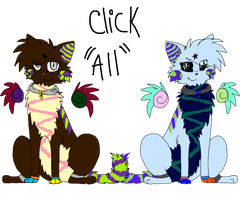 CLICK ALL by Ieafeon