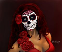 La Rosa by papermuse