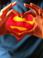 I :heart: SuperMan by uae-click