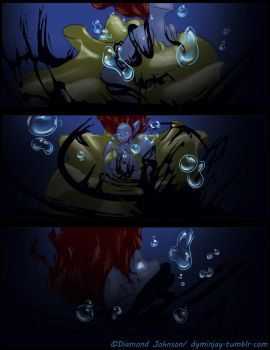 Element X: Nightmare page 2 by Dymin-Jay