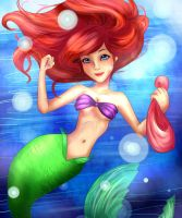 Ariel by HappySmileGear