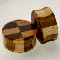 Checker Style Plugs by BenjaminJoseph