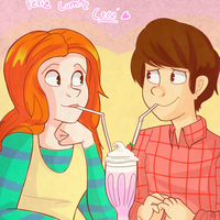 It Takes Two Babe by HanaNoTenshi