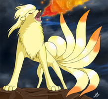 Ninetails by TussenSessan