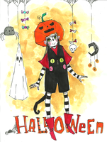 Happy Halloween (: by crazygrin