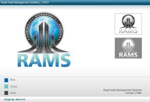 RAMS LOGO by mohsin1983