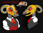 gallows dodger by kaappimorso