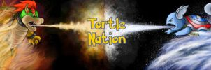 Tortle Nation Banner by CanisPanthera