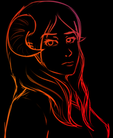 Aradia by Hedawn