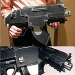 Warhammer 40k prop bolter by Vice552