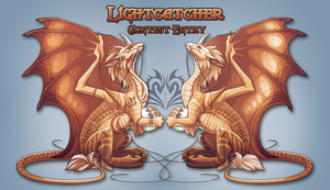 Lightcatcher - Brightshine Jubilee Contest Entry by GaiaWolfess