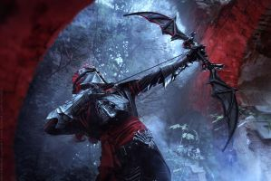 Dragon Age. Inguisition. 3 by aKami777