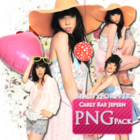 PNG Pack(2) Carly Rae Jepsen by BeautyForeverr