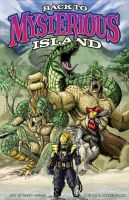 Mysterious Island issue 1 cvr by KaijuSamurai