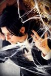 Claude Faustus Cosplay by RenHiroki