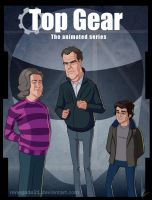 Top Gear animated by renegade21