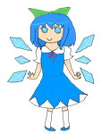 CIRNO DAYYY by TwistedCorn