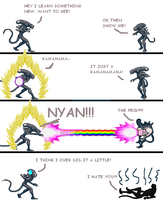 NYAN ATTACK by Queen-Koopa