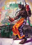 Dee Jay Street Fighter Collab BR by Wilustra