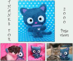 Snuggle Berry says thanks for: by Berryland