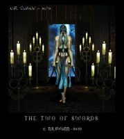 The Two of Swords by Something-Wycked
