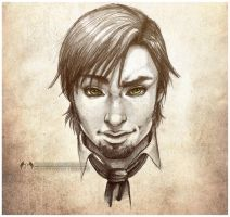 Hans by CristianaLeone