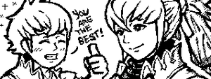 Father,You are the BEST! (Miiverse) by kwokshing0905