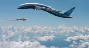 New flexible Boeing planes by Blathering
