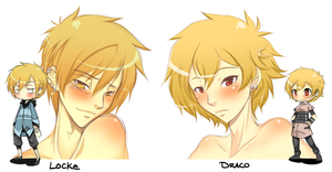 half-brothers by remon-sama