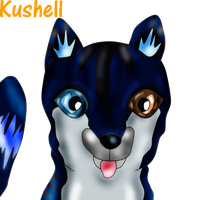 Request For E-CanisCorax - Crispin - by Kushell