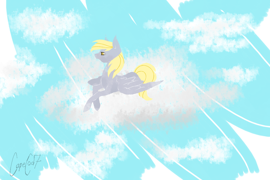 Derpy by capecod7