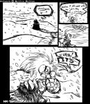 Comic- Let it Snow -page7- by spookydoom