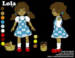 Lola Oz Design by Velairennil