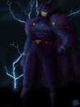 Black Shadow's Lightning by CaptainZelda07