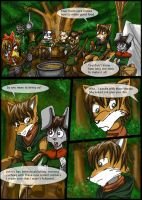 robin hood page 6 by MikeOrion