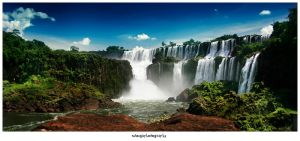 cataratas by nitsugaphotography
