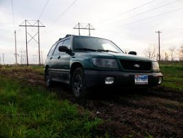 Teh Forester by isaiasvalencia