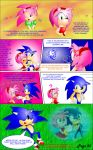 SonAmy Story Page 25 by Ran-TH