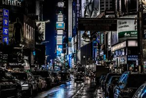 NY Blue Blues 2 by nigel3