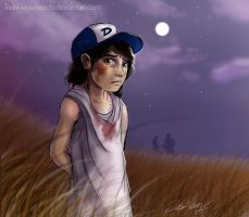 The Walking Dead - Clementine by WolfSplicer