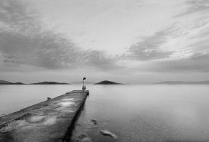 alone.. by serhatdemiroglu