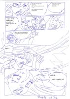A Teen Titans Comic Book Page. by TitanKitty