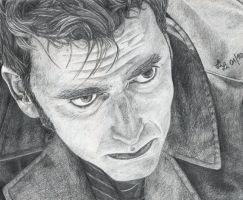 10th doctor, EoT by Lorien79