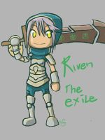 Redeemed Riven by Kabooki