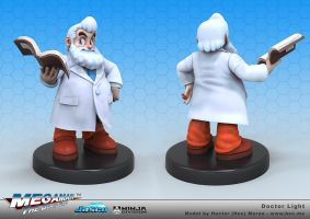 Doctor Light by HecM