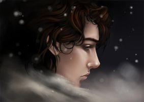 Jon Snow by Nashatal